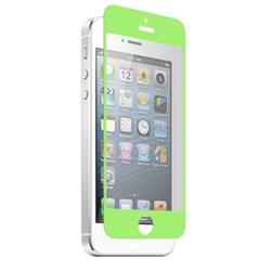 Apple Compatible Znitro Apple Nitro Glass Tempered Glass Screen Protector - Soft Green NGIP5SOGR