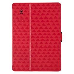 Apple Compatible Speck Stylefolio Fitted Case - Valley Vista Red-Dark Poppy Red-Black  SPK-A2252