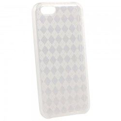 Apple Compatible Solid Color TPU Case - Clear TPU5CCL