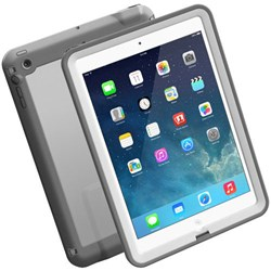Apple Compatible Lifeproof Fre Waterproof Case - White and Gray 1905-02-LP