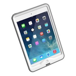 Apple Compatible LifeProof nuud Waterproof Case - Gray and White 2305-02-LP