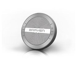 Braven Mira Portable Wireless Speaker - Gray  BMRAGSW