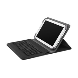 Belkin Universal Qode Keyboard Case for 7 and 8 inch Tablets - Black  F5L154TTBLK