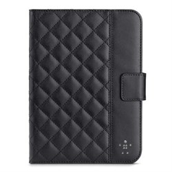 Apple Compatible Belkin Quilted Cover with Stand  F7N007TTC00