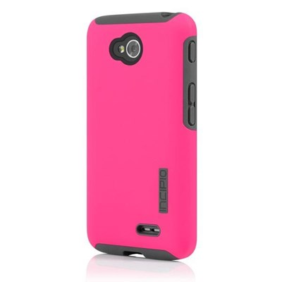 LG Compatible Incipio DualPro Case - Pink And Grey  LGE-236-PNK