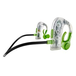 Blueant Pump Hd Sportbuds Waterproof Bluetooth Stereo Headset - Green Ice  PUMP-GI