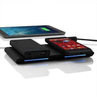 new style 3b736 ad319 Motorola Droid 4 XT894 Incipio Ghost 220 Qi Wireless Charging Base ...
