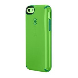 Apple Compatible Speck CandyShell Rubberized Hard Case - Leaf Green and Dark Forest Green  SPK-A2584