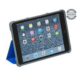 Apple Compatible STM dux Rugged Folio Case  - Blue  stm-222-066JZ-25