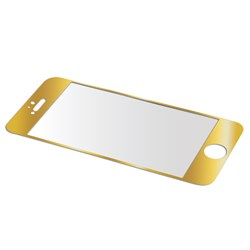 Apple Naztech Tempered Glass Screen Protector - Gold  12894-NZ
