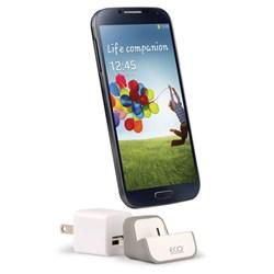 ECO Socket Dock-It Micro USB Adapter - Grey  12936-NZ