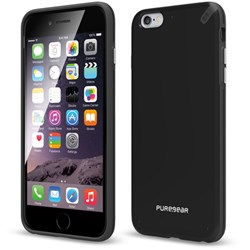 Apple Puregear Slim Shell Case - Black  60782PG