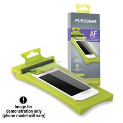 Apple Puregear Puretek HD Anti-fingerprint Screen Shield - Frustration Free Install  60804PG