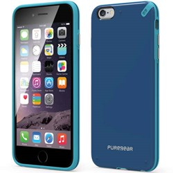 Apple Compatible Puregear Slim Shell Case - Pacific Blue  60982PG