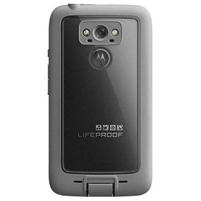 brand new 8578a 5eed7 Motorola Droid Turbo LifeProof fre Rugged Waterproof Case - White 77 ...