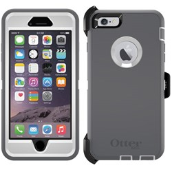 Apple Otterbox Rugged Defender Series Case and Holster - Glacier  77-50311