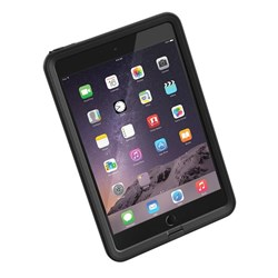 Apple Compatible Lifeproof Fre Waterproof Case - Black and Black  77-50778