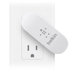 Belkin Dual Port Usb Swivel 4.2 Amp Wall Charger - White