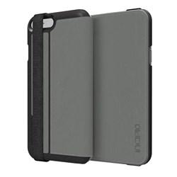 Apple Incipio Watson Folio Case - Grey and Black  IPH-1184-GRYBLK