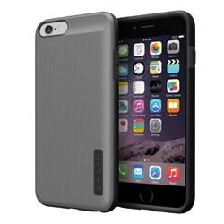 Apple Incipio Dual PRO Shine Case - Gunmetal and Black IPH-1196-GMTLBLK