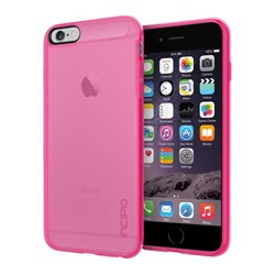 Apple Incipio NGP TPU Jelly Case - Translucent Neon Pink IPH-1197-PNK
