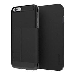 Apple Compatible Incipio Highland Folio Case - Black and Black  IPH-1199-BLK