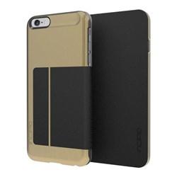 Apple Compatible Incipio Highland Folio Case - Gold and Black IPH-1199-GLDBLK