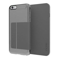 Apple Compatible Incipio Highland Folio Case - Gunmetal and Grey IPH-1199-GMTLGRY