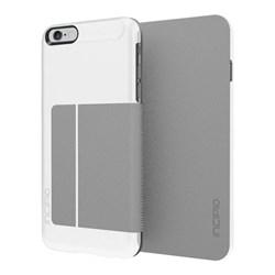 Apple Compatible Incipio Highland Folio Case - White and Grey IPH-1199-WHTGRY