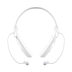 Lg Tone Pro Hbs-750 Bluetooth Headset - White