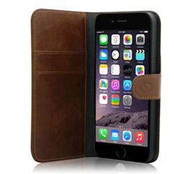 Apple Compatible Naztech Klass Case - Brown  13110-NZ