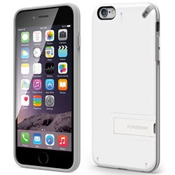 Apple Compatible Puregear Slim Shell Case - Grey and White  60993PG