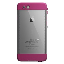 Apple Lifeproof Nuud Waterproof Case V2  - Pink Pursuit  77-51281
