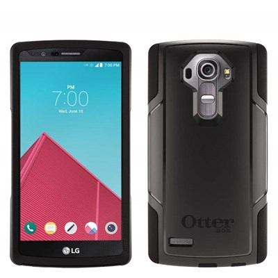 Lg Compatible Otterbox Commuter Rugged Case Black 77 51543