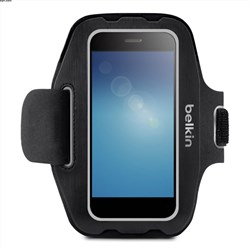 Belkin Sport-fit Armband For Large Devices (larger Than 5.5 In) - Blacktop