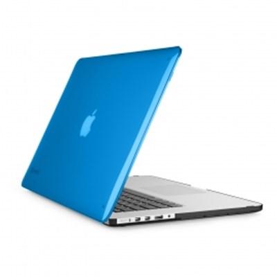 Apple Compatible Speck SmartShell Slim Case - Power Blue and Black Satin  SPK-A2406