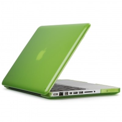 Apple Speck SmartShell Slim Case  - Tennis Ball Green  SPK-A2564