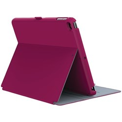 Apple Speck Products Stylefolio Case - Fuchsia Pink and Nickel Grey  SPK-A3381