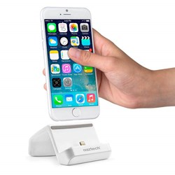 Apple Naztech MFi Lightning Charge and Sync Super Dock  13289-NZ