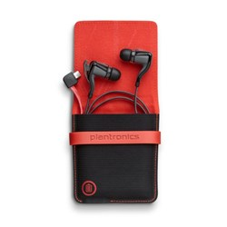 Plantronics BackBeat Go 2 Wireless Earbuds with Case - Black