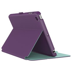Apple Speck Stylefolio Case - Acai Purple and Aloe Green  71805-C256