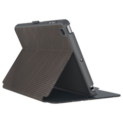 Apple StyleFolio Luxe Textured Metallic Perf Bronze - Slate Grey - Charcoal Grey  73958-5074