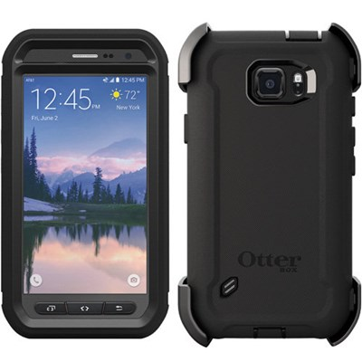 new product 7bd38 166fc Samsung Galaxy S6 Active Otterbox Defender Rugged Interactive ...