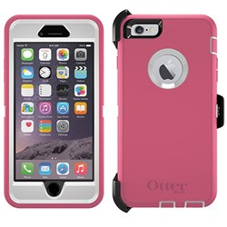 Apple Otterbox Rugged Defender Series Case and Holster - Hibiscus Frost  77-52238