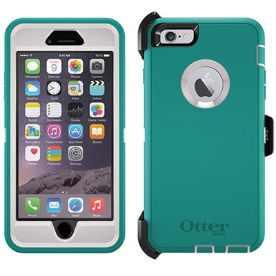 quality design 3397a 1254e Apple iPhone 6 Plus Otterbox Rugged Defender Series Case and Holster -  Seacrest 77-52239