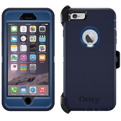 Apple Otterbox Rugged Defender Series Case and Holster - Indigo Harbor  77-52240