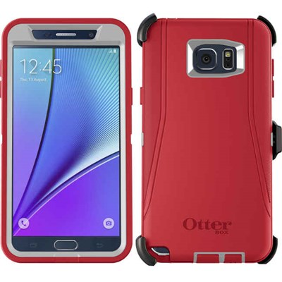 quality design 09c8c 3c0d1 Samsung Galaxy Note5 Otterbox Defender Rugged Interactive Case ...