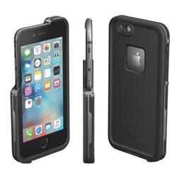 Apple LifeProof fre Rugged Waterproof Case - Black  77-52563