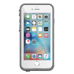 Apple LifeProof fre Rugged Waterproof Case - Avalanche  77-52564