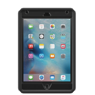 Apple Otterbox Defender Rugged Interactive Case - Black  77-52771